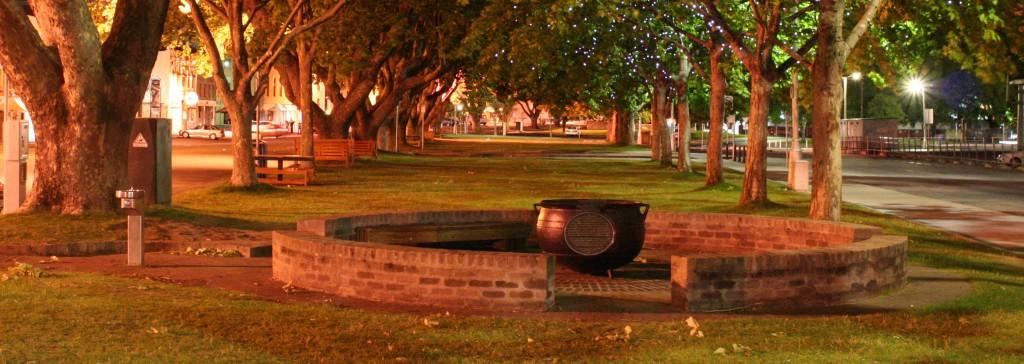 Salamanca Place, Hobart, Tasmania