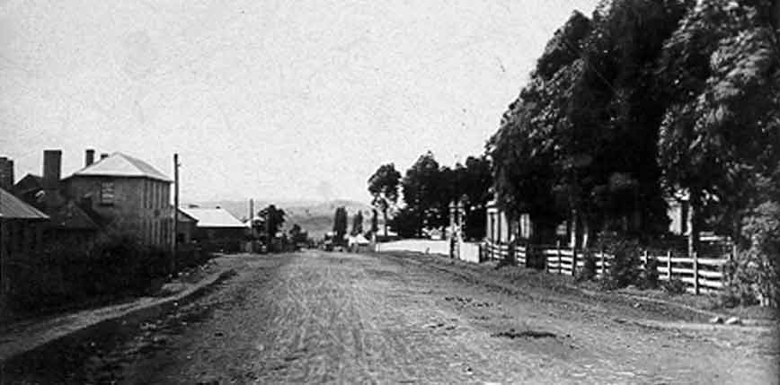 kempton, van diemans land, tasmania