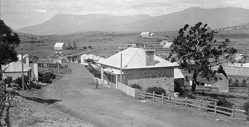 pontville, hobart, tasmania