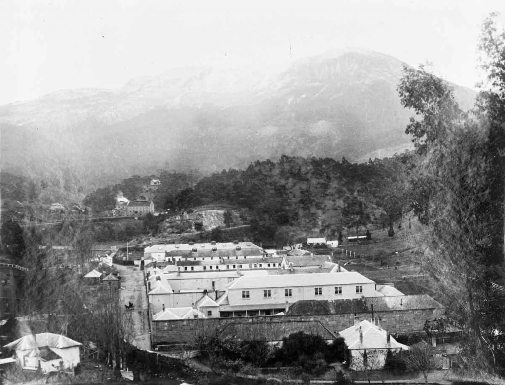 cascade female factory, hobart, tasmania