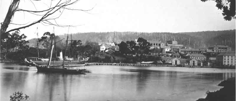 port arthur, tasman peninsular, hobart, tasmania