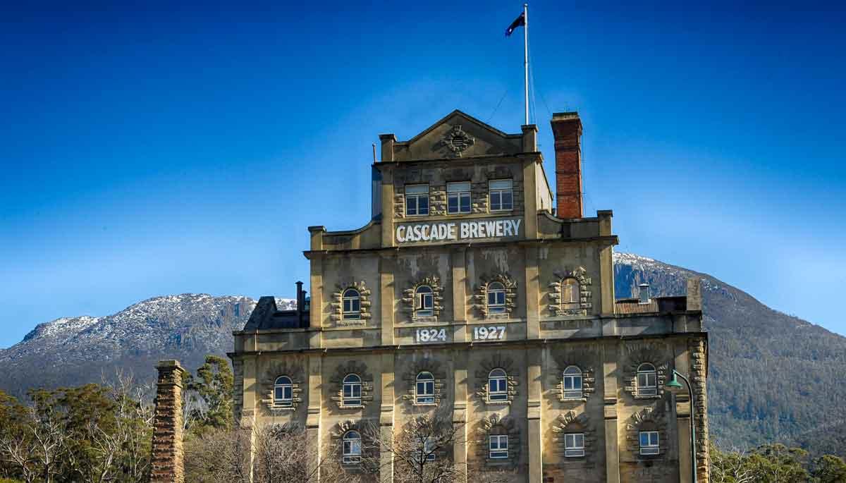 cascade brewery hobart tasmania