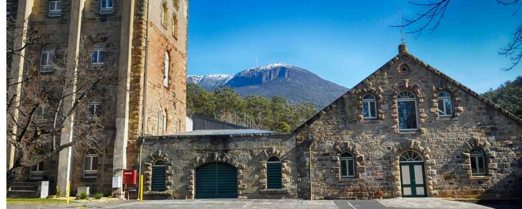 cascade brewery, mt wellington, hobart, tasmania