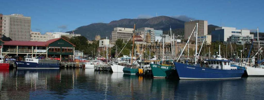 Tasmania Sullivans Cove
