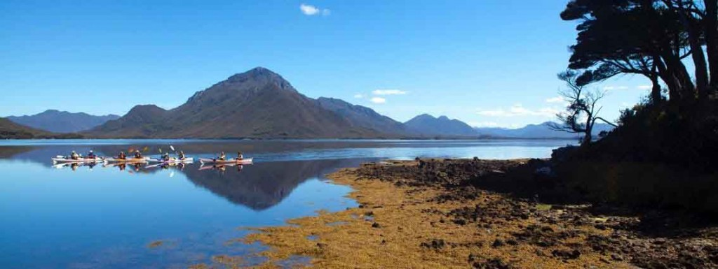 roaring 40's kayaking tasmania