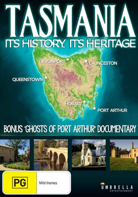 tasmania history, ghosts, port arthur, tasmanian ghosts, tasmanian history, van diemans land, tasmania dvd, tasmania video