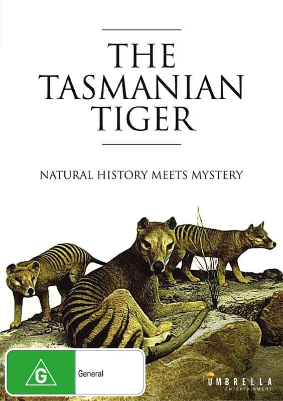 tasmanian tiger, thylacine, tasmanian dvd, tasmanian video, tasmania, van diemans land, convict, convict history
