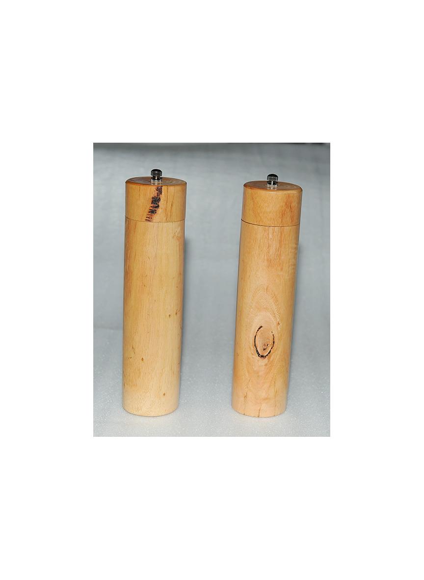 salt and pepper grinders,grinders,firewood